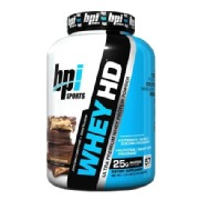 BPI Sports Whey-HD Ultra Premium,  4.75 lb  Chocolate Cookie