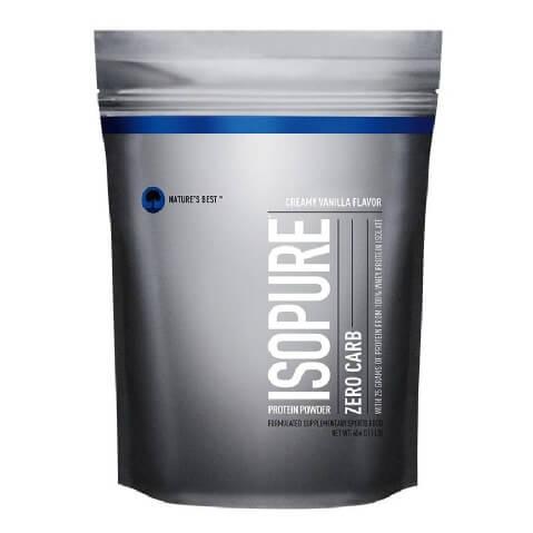 Nature's Best Zero Carb Protein Powder (450gm, Vanilla)