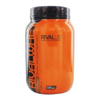 Rivalus Rival whey,  2 lb  Chocolate