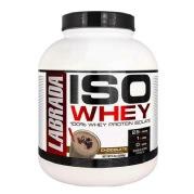 Labrada ISO Whey,  5 lb  Chocolate