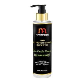 Man Arden Hair Strengthening Shampoo,  200 ml  The Pacific Prince