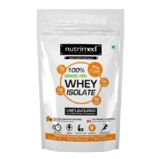 Nutrimed 100% Grass-Fed Whey Isolate,  2 lb  Unflavoured