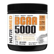 Nutrimed Instantized BCAA 5000,  0.33 lb  Unflavoured