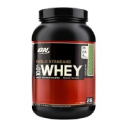 ON (Optimum Nutrition) Gold Standard 100% Whey Protein,  2 lb  Chocolate Mint