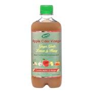 Shrey's Apple Cider Vinegar,  0.5 L  Ginger, Garlic, Lemon & Honey