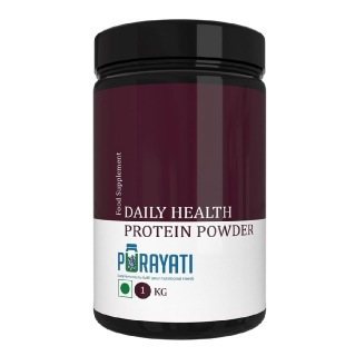 Purayati Daily Health Protein Powder,  1 kg  Natural Cocoa