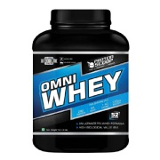 Protein Scoop Omni Whey,  4 lb  Strawberry