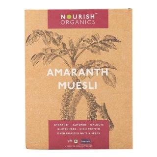 Nourish Organics Amaranth Muesli,  Unflavoured  0.300 kg