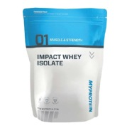 Myprotein Impact Whey Isolate,  5.5 lb  Strawberry Cream