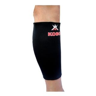 KOBO Neoprene Leg Support (3619),  Large  Black