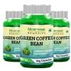 Morpheme Remedies Green Coffee Bean (Pack of 3),  60 capsules