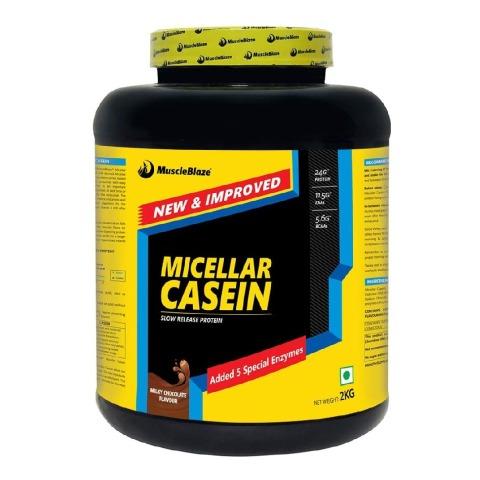 MuscleBlaze Micellar Casein,  4.4 lb  Milky Chocolate