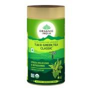 Organic India Tulsi Green Tea,  100 g  Tulsi