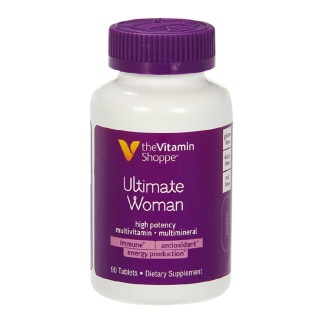 The Vitamin Shoppe Ultimate Woman,  90 tablet(s)  Unflavoured