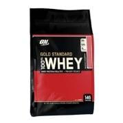 ऑप्टिमम न्यूट्रिशन गोल्ड स्टैंडर्ड 100% व्हे प्रोटीन, 10 पौंड डबल रिच चॉकलेट