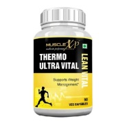MuscleXP Thermo Ultra Lean Vital, 90 veggie capsule(s) Unflavoured