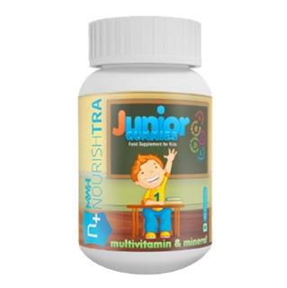 MWH Nourishtra Multivitamin & Minerals,  Unflavoured  30 gummies