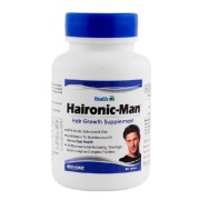 Healthvit Haironic-Man,  60 tablet(s)  Unflavoured