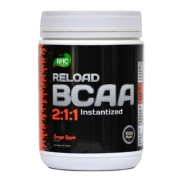 NHC Reload BCAA 2:1:1,  0.76 lb  Orange Ripple