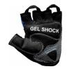 KOBO Gym Gloves (WTG-04),  Blue & Black  XL