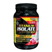 SAN Titanium Isolate Supreme,  2 lb  Strawberry Yogurt