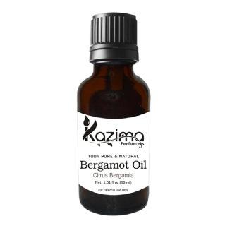 Kazima Bergamot Oil,  30 ml  100% Pure & Natural