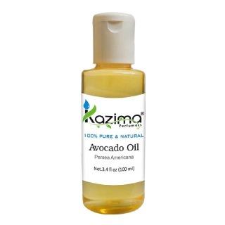 Kazima Avocado Oil,  100 ml  100% Pure & Natural