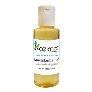 Kazima Macadamia Oil,  100 ml  100% Pure & Natural