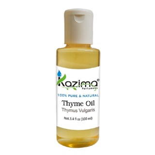Kazima Thyme Oil,  100 ml  100% Pure & Natural