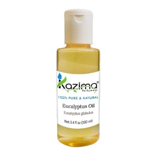 Kazima Eucalyptus Oil,  100 ml  100% Pure & Natural