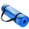 KOBO NBR Athletic Yoga Mat (AC-60),  Blue  15 mm