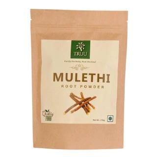 Truu Mulethi Root Powder,  0.250 kg