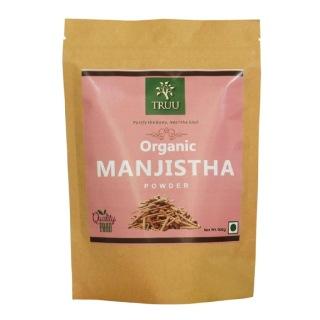 Truu Organic Manjistha Powder,  0.100 kg