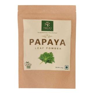 Truu Papaya Leaf Powder,  0.100 kg
