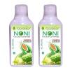 Zindagi Noni Juice,  Natural (Pack of 2)  500 ml