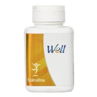 Modicare Well Spirulina,  100 capsules
