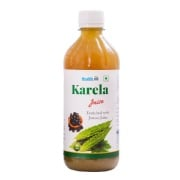 Healthvit Karela with Jamun Juice,  Natural  0.5 L