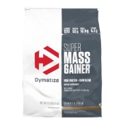 Dymatize Super Mass Gainer,  12 lb  Cookies & Cream