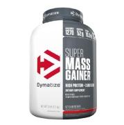 Dymatize Super Mass Gainer,  6 lb  Strawberry