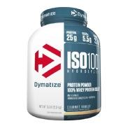 Dymatize Iso-100 Protein,  5 lb  Gourmet Vanilla