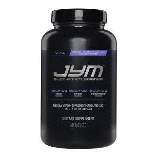 JYM Supplement Science Vita,  60 tablet(s)