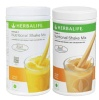 Herbalife Formula 1 Nutritional Shake Mix (Mango & Orange Cream) Combo