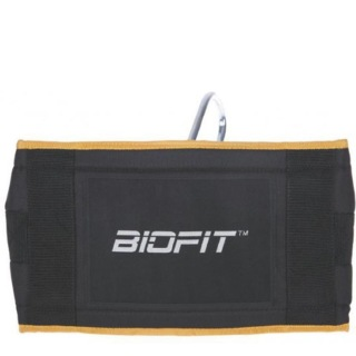 Biofit Ab Straps (1310),  Black  Free Size
