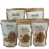 Get Baked Crunch Rocks Combo of 5,  Chocolate Cranberry No Added Sugar Tangy Masala & Pudina  0.250 kg
