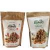 Get Baked Crunch Rocks Combo of 2,  Maple & Pudina  0.1 kg
