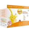 Saffola Active Slimming Nutri-Shake,  14 sachets/pack  Royal Kesar Pista