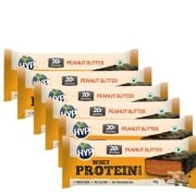 Hyp Protein Bar,  6 Piece(s)/Pack  Peanut Butter & Chocolate