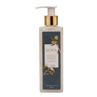 Sova Bhringraj & Kerala Cinnamon Shampoo,  240 ml  for All Hair Types