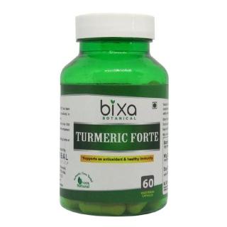 Bixa Botanical Turmeric Forte,  60 capsules
