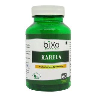 Bixa Botanical Karela,  60 capsules